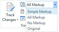 Figure 1: Simple Markup feature