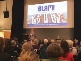 SLAM! 2018 opening session